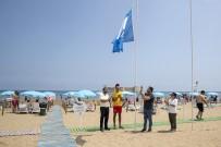 KUMKUYU - Kizkalesi Halk Plaji 'Mavi Bayrak' Aldi