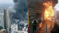 İNGILTERE - Londra'da korkutan patlama!