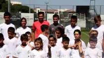 REAL MADRID - Nuri Sahin, Antalya'da Real Madrid Futbol Okulu'nun Sezon Açilisina Katildi