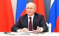 VLADIMIR PUTIN - Rusya Devlet Baskani Putin, Çin Devlet Baskani Xi Ile Görüstü