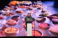 MEDENİYETLER - Sahin Gastroshow Açilis Programina Katildi