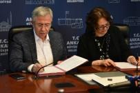 MANSUR - Ankara Büyüksehir Belediyesi, TED Üniversitesi Ile Kurtulus Parki Için Protokol Imzaladi