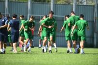 20 DAKİKA - Bursaspor'da Yeni Sezon Hazirliklari Devam Ediyor