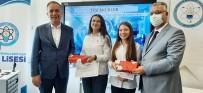 MEDENİYETLER - Fen Lisesi Ögrencilerinden Implant Ve Seramik Yüzeylerde Ekfeksiyon Riskini Azaltacak Proje