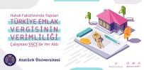 ATATÜRK ÜNIVERSITESI - Hukuk Fakültesinde Yapilan, Türkiye Emlak Vergisinin Verimliligi Çalismasi SSCI'de Yer Aldi