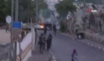ÇEKIM - Israil Güçleri, Israil'in Yikim Ve Tehcir Politikalarini Protesto Eden Filistinlilere Ates Açti