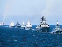 İNGILTERE - Karadeniz'de gerilim! Rusya'dan flaş açıklama!
