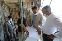 MAVIKENT - Sahinbey Belediyesi Mavikent'in Çehresini Degistiriyor
