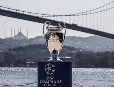 2023 Şampiyonlar Ligi Finali İstanbul'da!