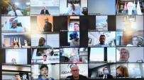 ADNAN MENDERES - Bakan Karaismailoglu, Izmir Ticaret Odasi Meclis Toplantisi'na Video Konferansla Katildi