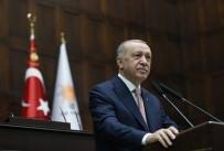 MUHALEFET PARTİLERİ - Cumhurbaskani Erdogan Açiklamasi 'CHP Siyasi Müsilaj'