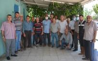 Dikili Belediyesi'nin Arsa Satisina Vatandaslardan Tepki Geldi