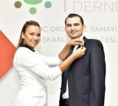 KALIFIYE - Genç OSD'nin Yeni Baskani Ali Basar Ayan