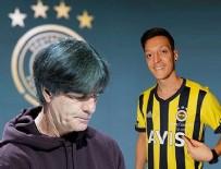 İNGILTERE - Löw'den Mesut Özil itirafı: Pişmanım!