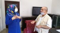 POLİS MERKEZİ - Mersin'de 'Insanlik Ölmemis' Dedirten Olay
