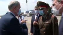 HULUSİ AKAR - Milli Savunma Bakani Akar, Tacikistan'da