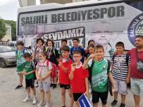 ZEKI KAYDA - Salihlili Tenisçilerden 13 Madalya