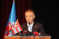 MANCHESTER CITY - Trabzonspor Baskani Ahmet Agaoglu'nun Abdulkadir Ömür Pismanligi