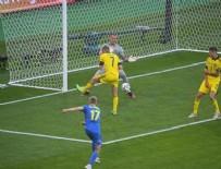 İNGILTERE - Ukrayna çeyrek finalde!