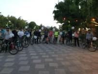 BİSİKLET TURU - Uyusturucuyla Mücadele Için Pedal Çevirdiler