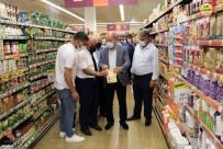 VERGİ DAİRESİ - Van'da Yerel Ve Ulusal Marketler Denetlendi