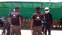 YUNUSLAR - 'Yunuslar' Timine Katilacak Polis Memurlari Afyon Motor Sporlari Merkezi'nde Egitimden Geçiyor