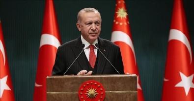 Başkan Erdoğan'dan milli sporculara tebrik