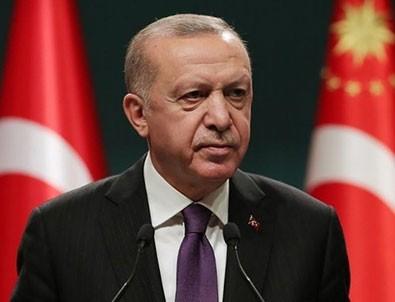 Başkan Erdoğan'dan anma mesajı!