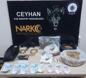 CEYHAN - Adana'da Uyusturucu Ticareti Yapan Kisi Yakalandi
