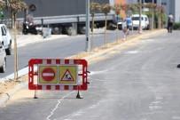 VERGİ DAİRESİ - Alanya'da Prestij Caddesi Projesi Tamamlandi