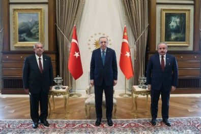 Ankara'da önemli kabul!