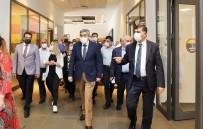 NİKAH SALONU - Baskan Fadiloglu'ndan AK Parti Yönetimine Proje Brifingi