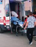 KUTLUKENT - Bisikletle Duvara Çarpan Çocuk Agir Yaralandi