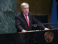 ESTONYA - BM Güvenlik Konseyi, Gutteres'i Ikinci Dönem Için Tavsiye Etti