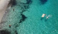 KLEOPATRA - Deniz Salyasi Sonrasi Tatilcilerin Tercihi Akdeniz Oldu