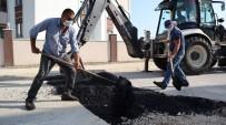 FARUK ÖZLÜ - Enerji Bakanligindan 500 Ton Bitüm Hibesi