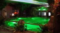KEÇİÖREN BELEDİYESİ - Keçiören'deki Dokunma Havuzunun Yapimi Tamamlandi