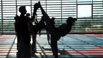 TEKVANDO - Kirikkale'de Hayata Geçirilen Proje Ile Yetenekli Sporcular Desteklenecek