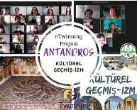 ZOOM - Kültürel Geçmis-IZM Etwinning Projesi Tamamlandi