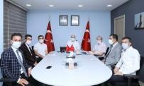 ELZEM - Mardin Valisi Demirtas, Muhtarlarla Görüsmelerini Sürdürüyor