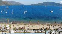 SELIMIYE - Mavi Bayrakli Plajlari Ile Misafirlerini Bekliyor