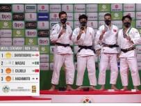 BULGAR - Milli Judocu Bilal Çiloglu Dünya Üçüncüsü
