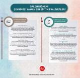 SİYER - 'Salgin Sürecinde Din Egitimi Çalismalarimiz Çevrimiçi Platformlarda Devam Ediyor'