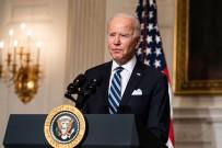 AİR FORCE ONE - ABD Baskani Biden Açiklamasi 'Bizi, Bir Sonraki Biyolojik Tehditten Koruyacak Kadar Yüksek Bir Duvar Yok'