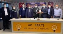 BELEDİYE MECLİS ÜYESİ - AK Parti Ormanli Belde Yönetimi Degisti