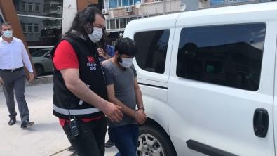 Amcasinin Dini Nikahli Esini Bogarak Öldüren Sahis Tutuklandi