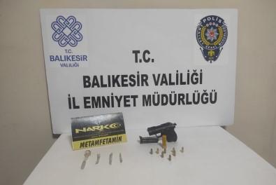 Balikesir'de 11 Aranan Sahis Gözaltina Alindi