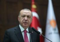 SAVAŞ AY - Cumhurbaşkanı Erdoğan'dan Kılıçdaroğlu'na yanıt: 'Şimdi de suç örgütlerine bel bağlamış durumdalar'
