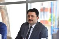 SULTAN ALPARSLAN - Baskan Hasan Avci Muhtarlar Ile Bulustu