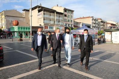 Baskan Özlü Cedidiye Projesi Için Sahada